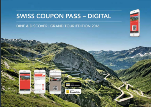 Digital Switzerland Tour Coupon Pass for iPhone and Android