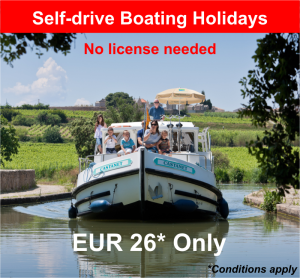 Self-drive Boating Holidays