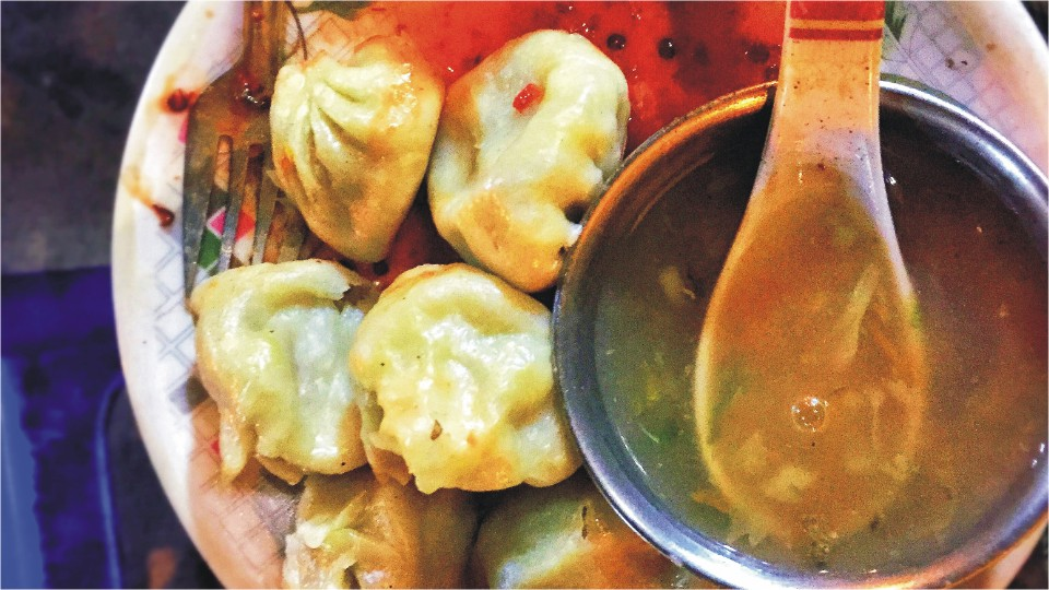 Momos and Thukpas, Ladakh
