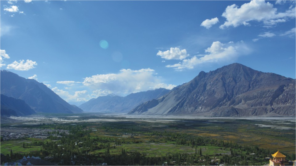 Nubra Valley - Oasis of Ladakh