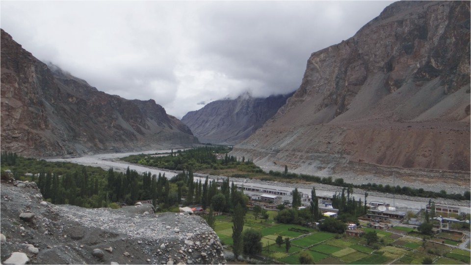 Turtuk village - The northernmost village in Ladakh