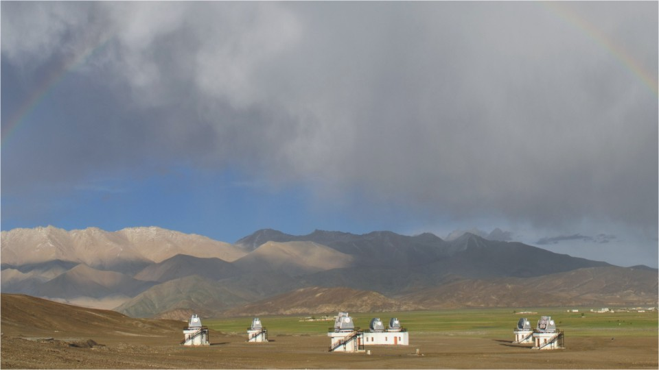 World's highest observatory located in Hanle, Ladakh