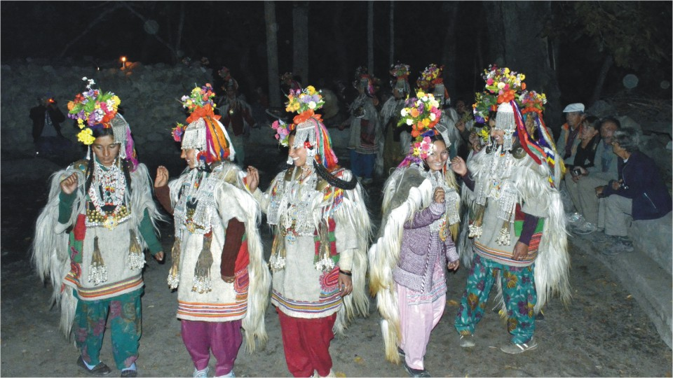 Brokpa or Drokpa community in Ladakh