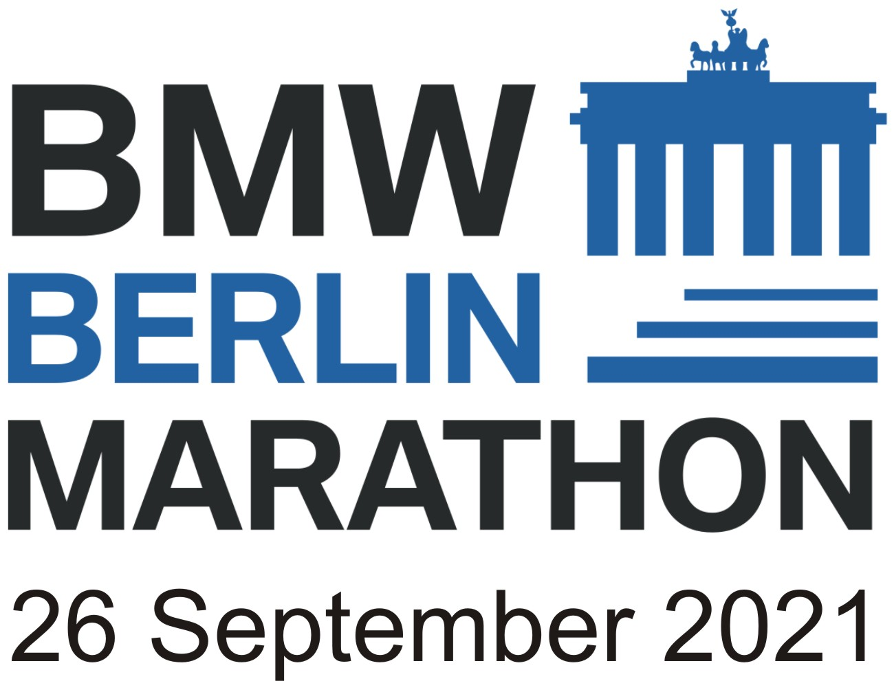 Berlin Marathon 2021 Logo