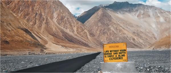 Himank in Ladakh